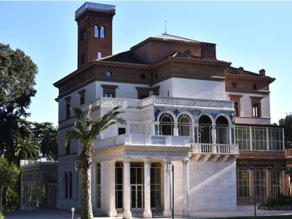 Università Luiss – Villa Blanc